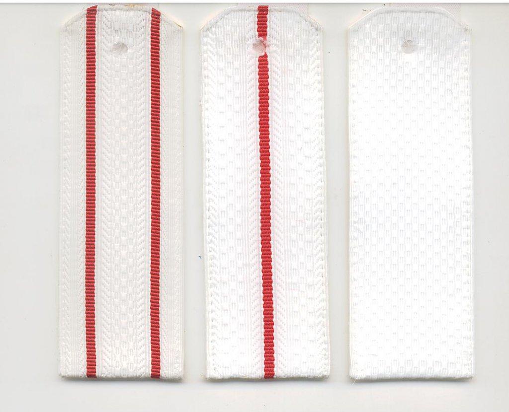 Игрушки из белой бумаги на новый гЭполета